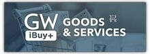 Log in to Goods and Services
