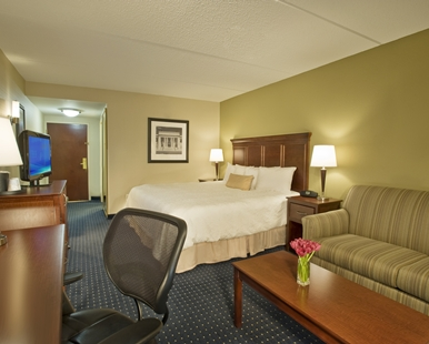 Hampton Inn Room